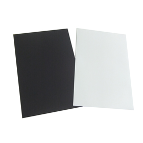 Magnetic receptive material - PP laminated ferro sheet